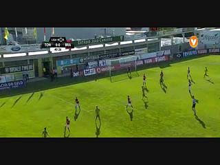 Tondela, Jogada, Eli, 41m, 1-0