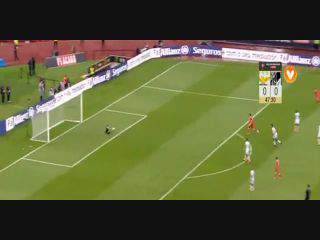 Benfica, Golo, Jiménez, 48m, 1-0