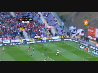 Sporting, Golo, Bas Dost, 75m, 2-1