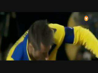 Benfica, Jogada, Derley, 65m