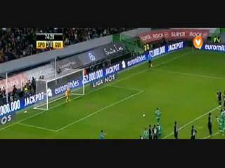 Sporting, Golo, Nani (g.p.), 75m, 4-0