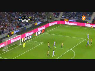 FC Porto, Jogada, André Silva, 44m