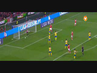 Benfica, Jogada, Mitroglou, 36m