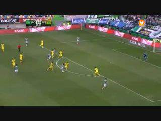 Sporting, Jogada, Gelson Martins, 49m