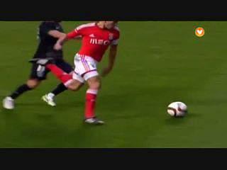 Liga (16ª J): Resumo Benfica 3-0 V. Guimarães