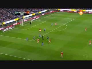 Liga (5ª J): Resumo FC Porto 1-0 Benfica