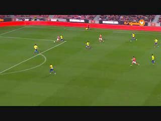 Liga (24ª J): Resumo Benfica 2-0 U. Madeira