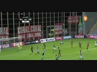 Nacional, Golo, Salvador Agra, 31m, 1-0
