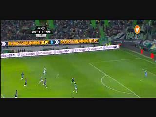 Sporting, Jogada, Matheus, 84m