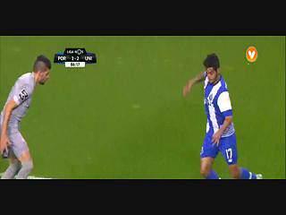 FC Porto, Golo, J. Corona, 87m, 3-2