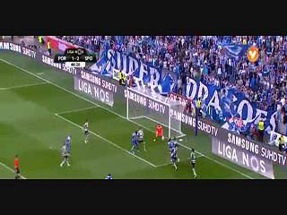 FC Porto, Jogada, Maxi Pereira, 47m