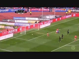 Benfica, Caso, K. Mitroglou, 25m