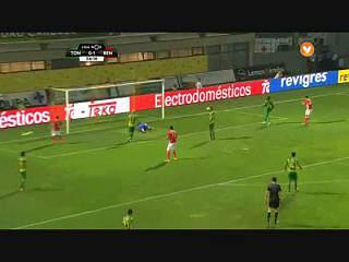 Benfica, Jogada, Grimaldo, 55m