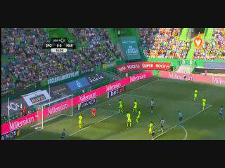Sporting, Jogada, Alan Ruiz, 11m