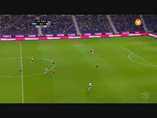FC Porto, Jogada, Diogo Jota, 76m