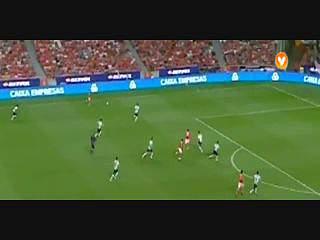 Benfica, Golo, R. Jiménez, 75m, 1-1