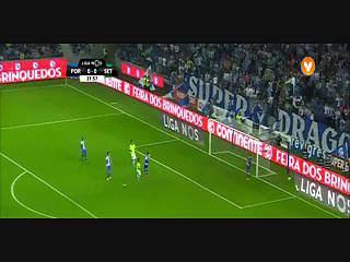 Liga (10ª J): Resumo FC Porto 2-0 V. Setúbal