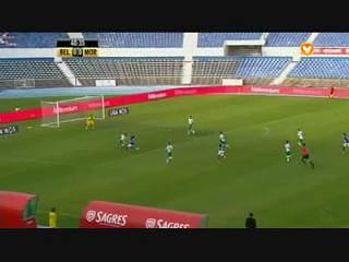 Liga (27ª J): Resumo Belenenses 2-0 Moreirense
