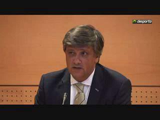 Laurentino Dias explica processo a Queiroz