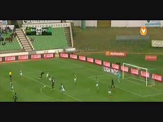 Sporting, Jogada, B. Ruiz, 9m