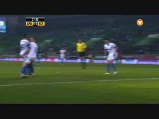 Sporting, Jogada, Montero, 28m