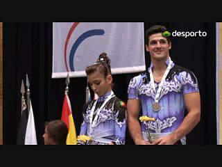 Portugal fecha Europeus com oito medalhas