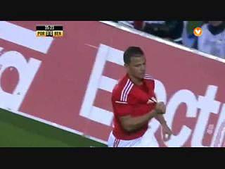Benfica, Golo, Lima, 36m, 0-1
