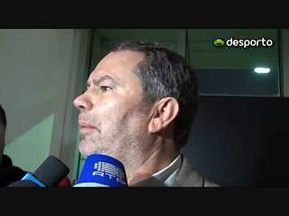 C.Pereira «feliz» com vitória de Mário Figueiredo