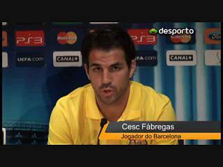 Fàbregas «Porto tem estilo semelhante ao nosso»