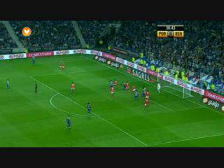 FC Porto, Golo, Kléber, 37m, 1-0