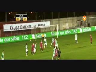 Taça de Portugal (4ª Eliminatória): Resumo Oriental 1-0 V. Setúbal