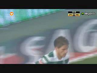 Liga (12ª J): Resumo Sporting 1-0 Nacional