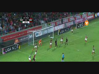 Benfica, Jogada, Rafa, 65m