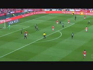 Benfica, Jogada, Mitroglou, 20m