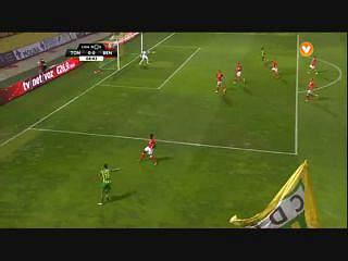 Liga (1ªJ): Resumo Tondela 0-2 Benfica
