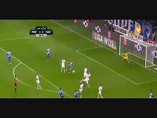 FC Porto, Jogada, J. Corona, 37m