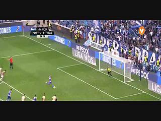 FC Porto, Golo, Brahimi, 85m, 3-0