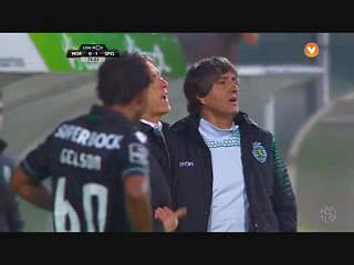 Sporting, Expulsão, Jorge Jesus, 75m