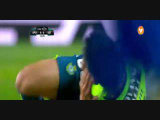 Sporting, Caso, Adrien Silva, 14m