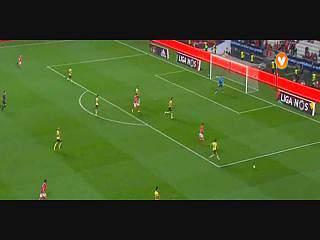 Benfica, Jogada, Gonçalo Guedes, 59m