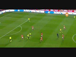Benfica, Golo, Mitroglou, 17m, 1-0