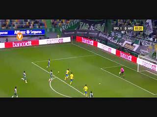 Sporting, Jogada, Elias, 85m