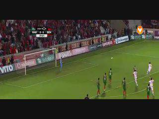 Benfica, Jogada, Jonas, 29m