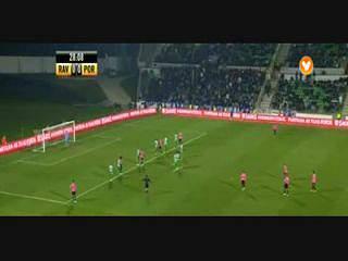 FC Porto, Jogada, Casemiro, 28m
