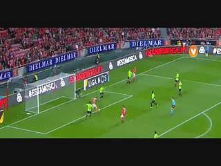 Benfica, Golo , Mitroglou, 13m , 1-0
