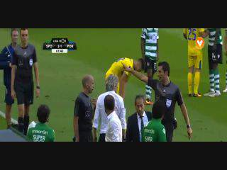 Sporting, Expulsão, Jorge Jesus, 62m