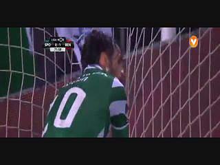 Sporting, Jogada, B. Ruiz, 72m