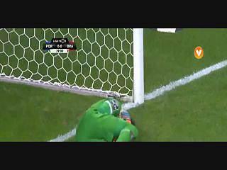 FC Porto, Jogada, André Silva, 39m