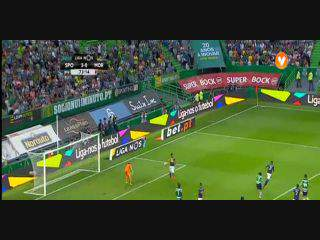 Sporting, Jogada, A. Ruiz, 73m