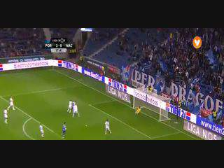 FC Porto, Jogada, André Silva, 18m